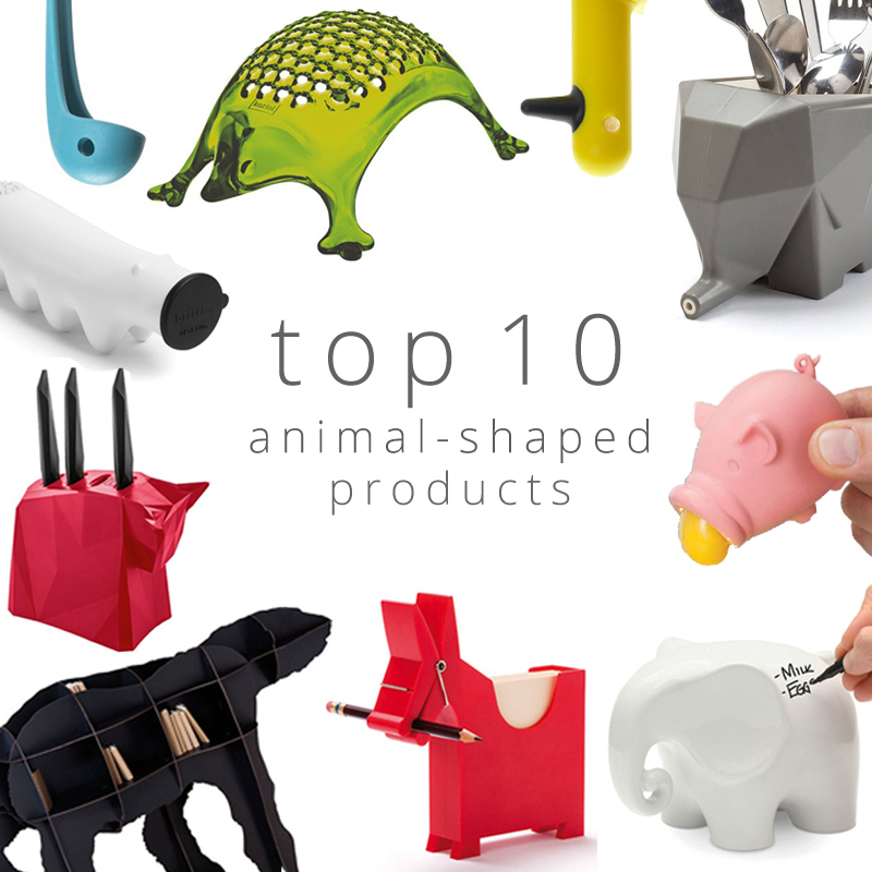 Red Candy's top 10 animal-shaped products