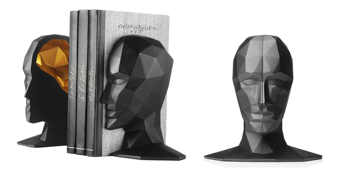 bookend heads
