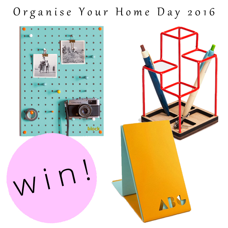 Organise your home day comp FB