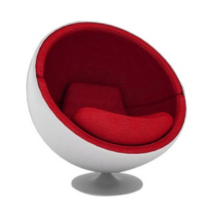 Iconic Chairs In Red Red Candy Blog