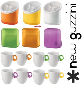 Rainbow kitchen accessories
