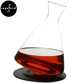Sagaform Carafe with Silicone Stand
