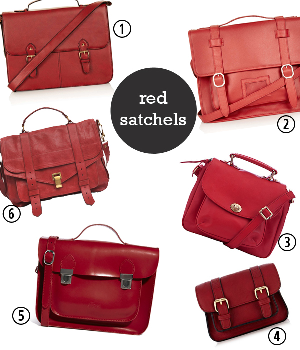 red-satchels