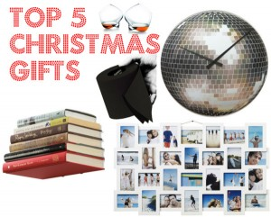 Top 5 Christmas Gifts