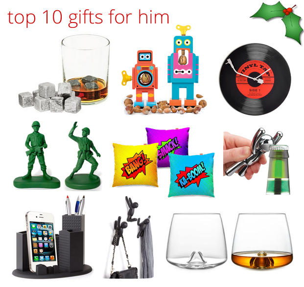 Best Holiday Shopping Online: Top 10 Christmas Gifts For Him!