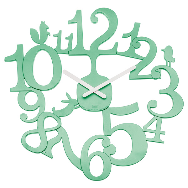 koziol-pip-mint-wall-clock-1