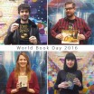 world book day blog title