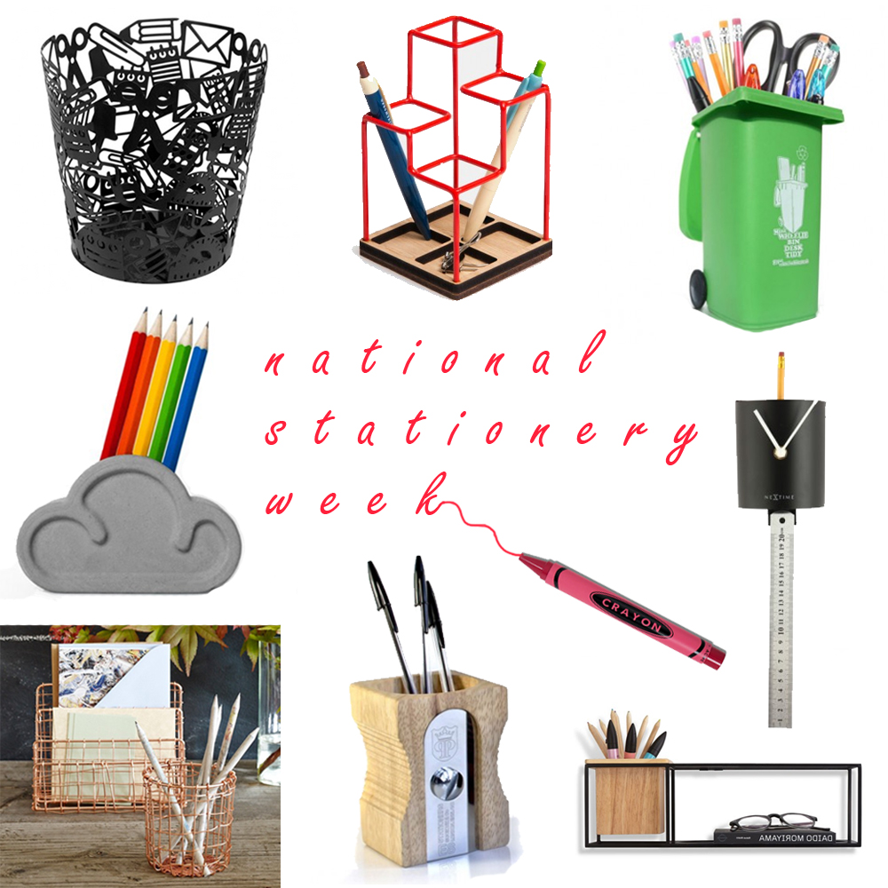 stationery week