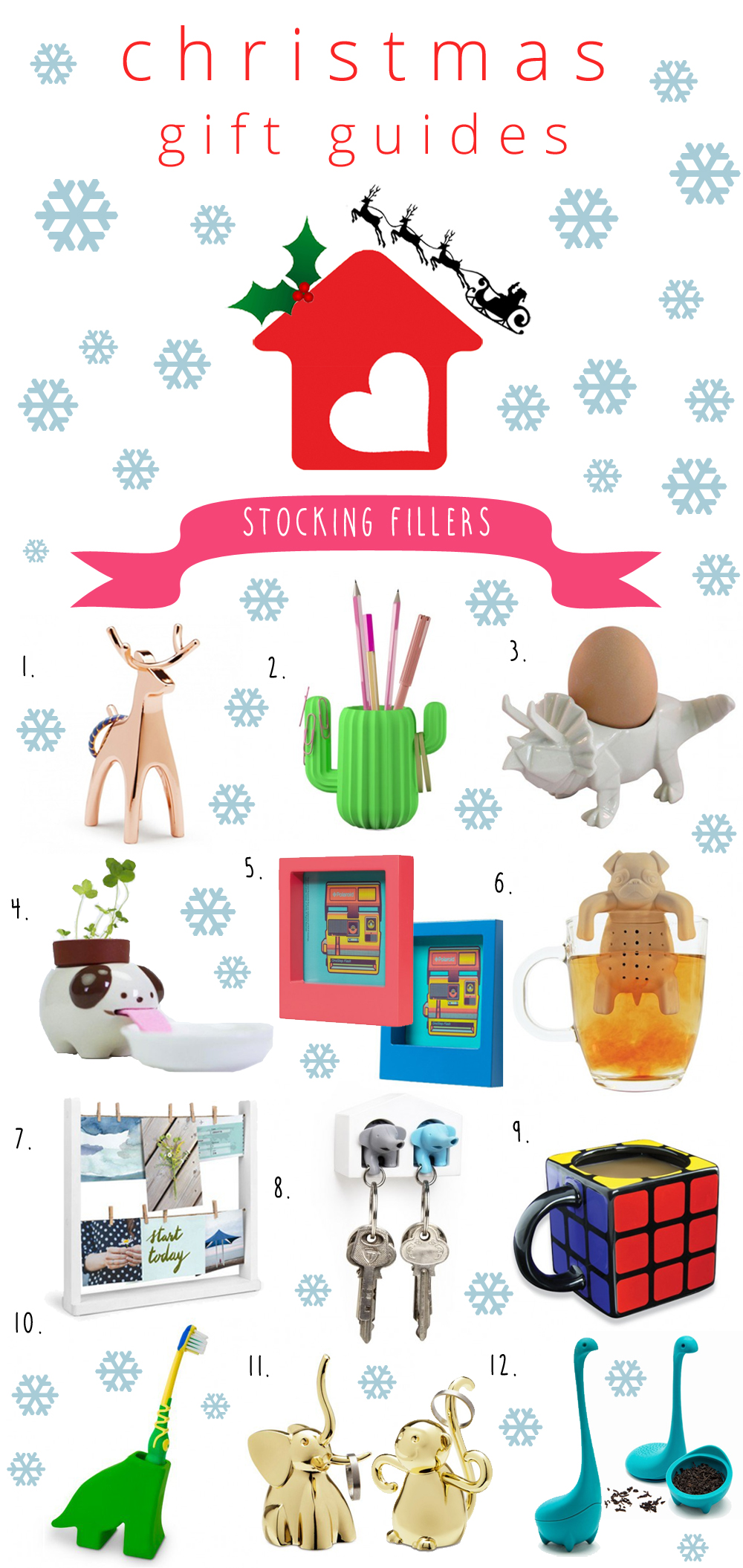 gift guides stocking fillers