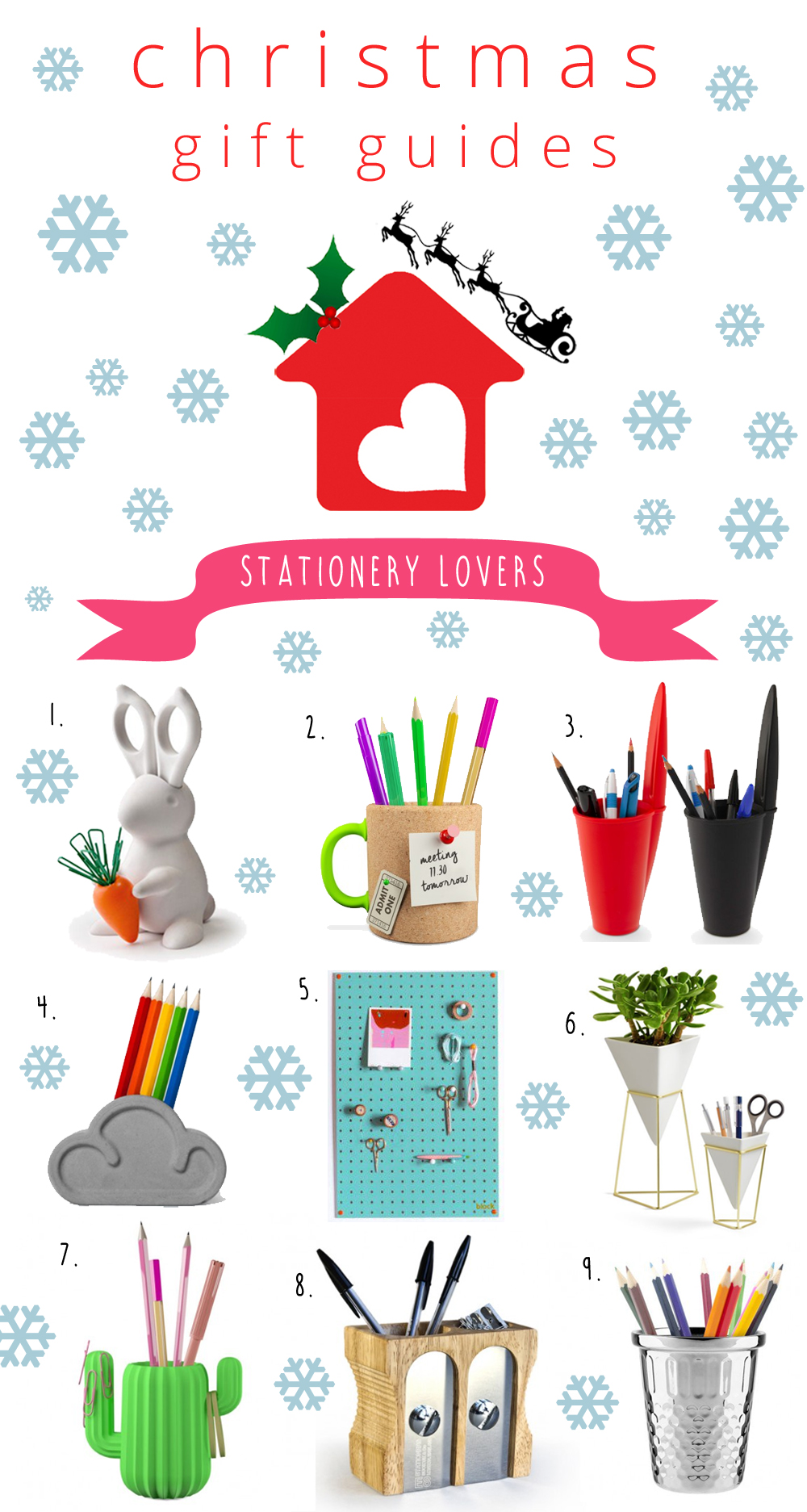 xmas gift guides stationery 2