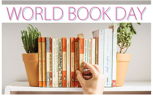 book day blog