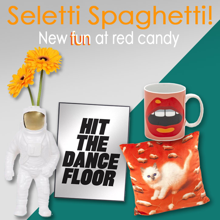 Seletti Spaghetti - New to Red Candy!