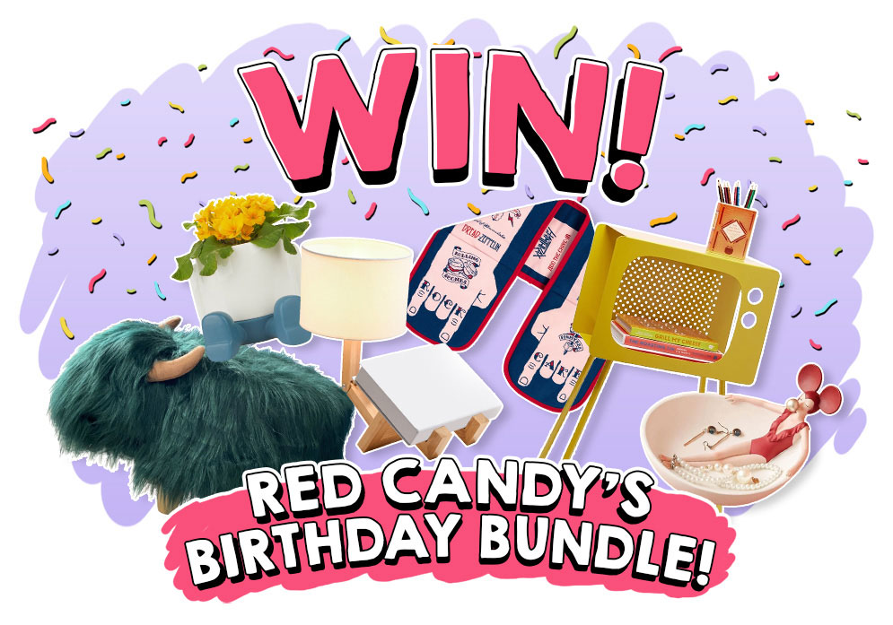 Red Candy's Birthday Comp!