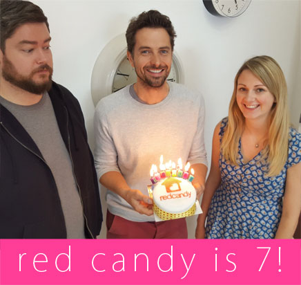 Red Candy Birthday!