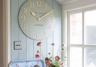 Blue Clocks