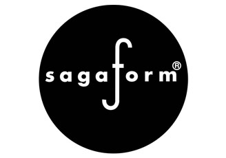 Sagaform Club All Purpose Glasses - colourful wine glasses