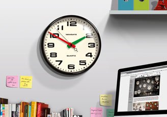 Medium Clocks (25cm - 40cm)