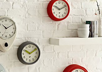 Small Clocks (up to 25cm)