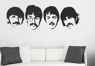 Iconic Wall Stickers