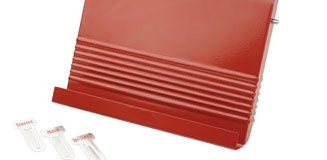 Typhoon Vintage Red Recipe Book Holder - retro red recipe stand