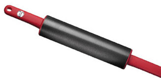 KitchenAid Rolling Pin - red non-stick rolling pin
