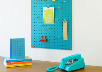 Peg Boards & Memo Boards