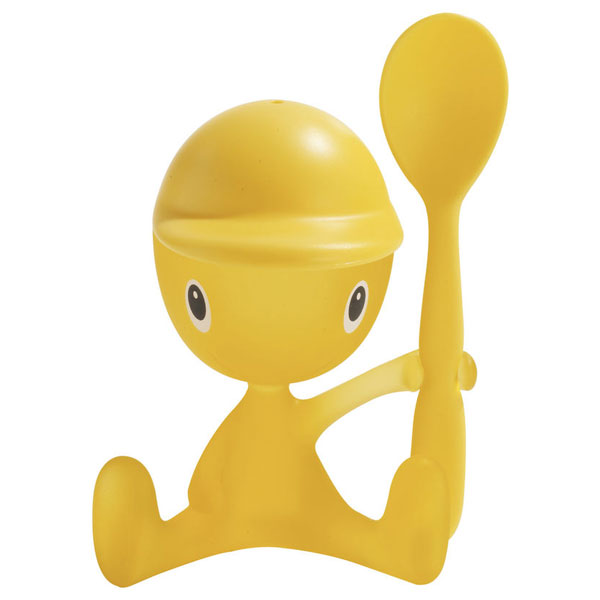 Alessi Cico Egg Cup  Yellow