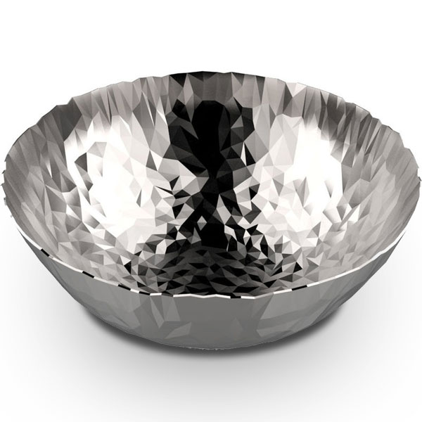 Alessi Joy N.11 Round Basket  Stainless Steel