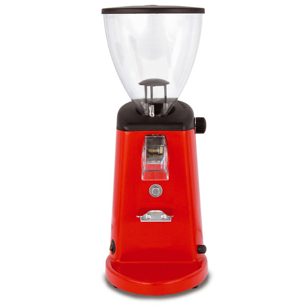 Ascaso i1 Colour Grinder  red