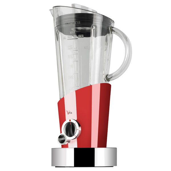 Bugatti Vela Food Blender  Red
