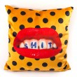 Seletti Toiletpaper Shit Cushion (Cover Only) - Red Candy