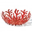 Alessi Mediterraneo Fruit Bowl Red (Large) - Red Candy