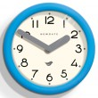 Newgate Pantry Wall Clock (Aqua Blue) - Red Candy