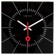 Nextime Stazione Clock (Black) - Red Candy