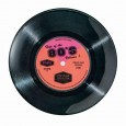 80's Record Side Plate - Red Candy