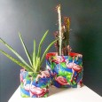 Flamingo Plant Bag (2 Sizes) - Red Candy