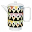 Viva Tea Pot - patterned teapot - Magpie