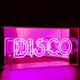 Pink Disco Neon Box Light - Red Candy