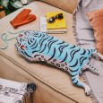 Tibetan Tiger Laundry Bag (Blue) - Red Candy