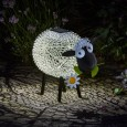 Dolly Sheep Solar Light - Red Candy