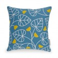 Evermade Blue Ivy Cushion – designer floral print cushion