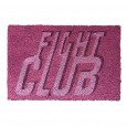 Fight Club Doormat - Red Candy