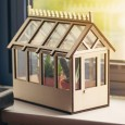 Miniature Indoor Greenhouse - Red Candy