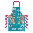 Grill Power Apron - Red Candy