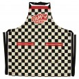 Grumpy Old Man Apron - Red Candy
