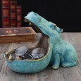 Hungry Hippo Desk Tidy - Red Candy