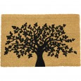 Tree of Life Doormat - Red Candy