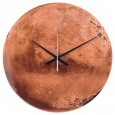 Karlsson Mars Wall Clock - Red Candy