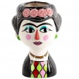 Marisol Colourful Vase - Red Candy
