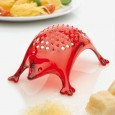 Koziol Kasimir Cheese Grater - Red Candy